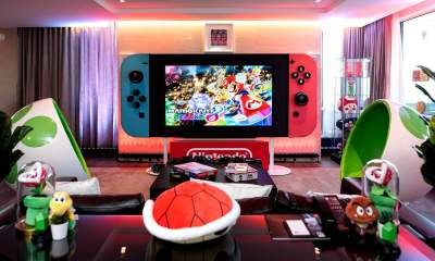 Nintendo Switch Suite - Hotel X Toronto