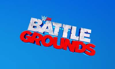 WWE 2K Battlegrounds logo