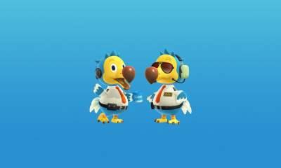 Animal Crossing New Horizons - Dodo Airlines