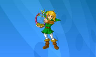 My Nintendo - Link from The Legend of Zelda