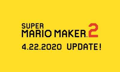 Super Mario Maker 2 - April 2020 update