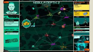 Void Bastards - Map