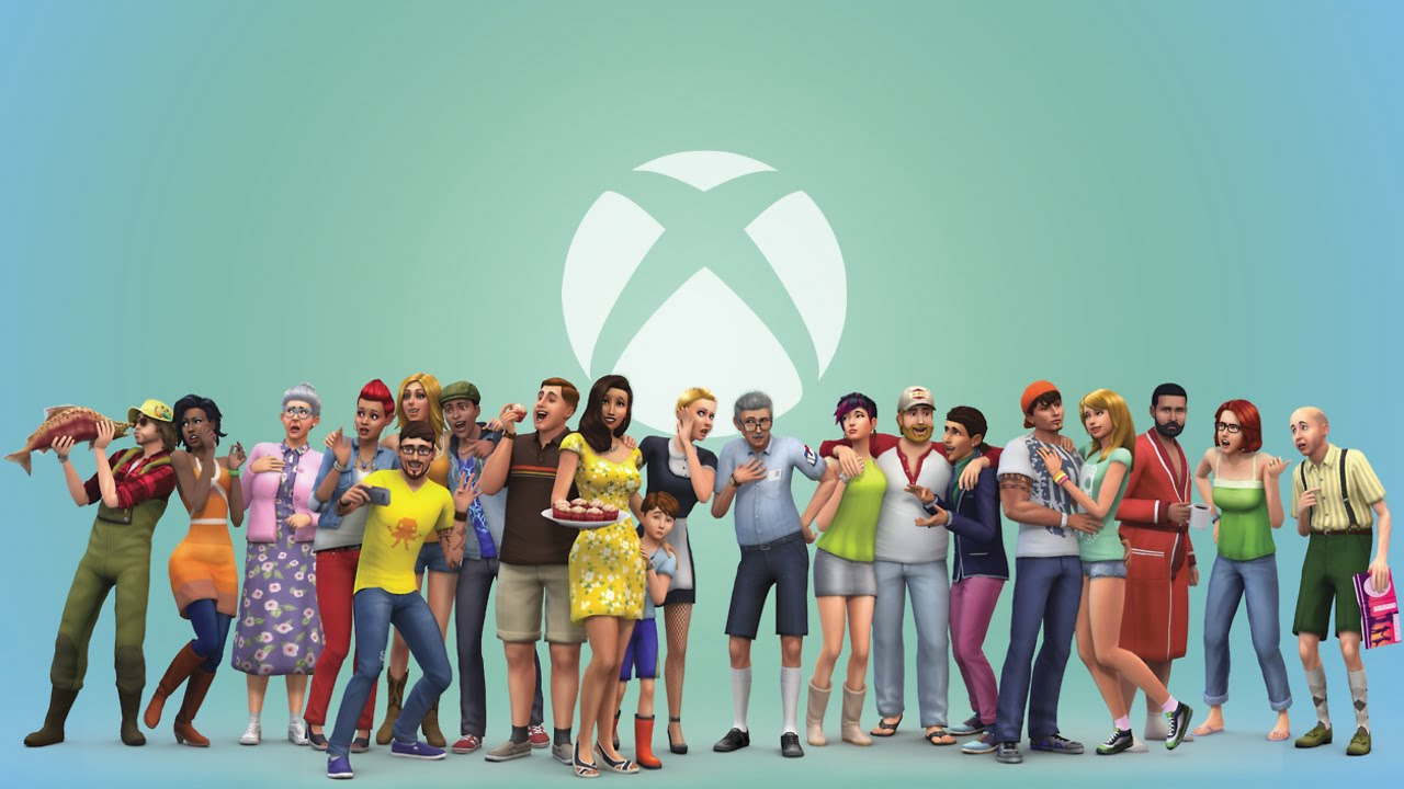 The Sims 4 is free to play on Xbox One this weekend