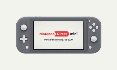 Nintendo Direct Mini July 20 2020