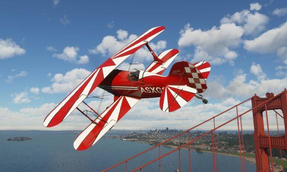 what airports planes microsoft flight simulator
