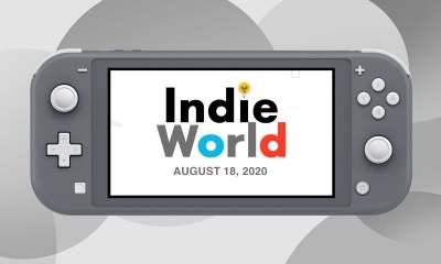 Nintendo Indie World Showcase August 2020