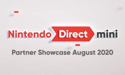 Nintendo Direct Mini August 2020