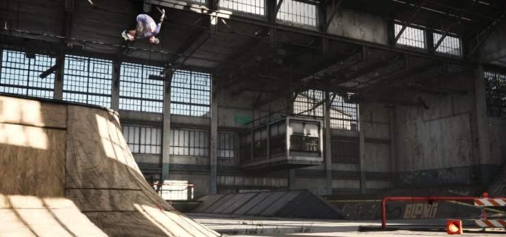 Tony Hawk's Pro Skater screenshot 4