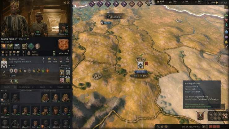 crusader kings 3 screenshot 2