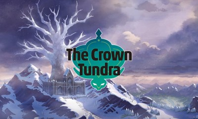 Pokemon Sword and Shield - The Crown Tundra