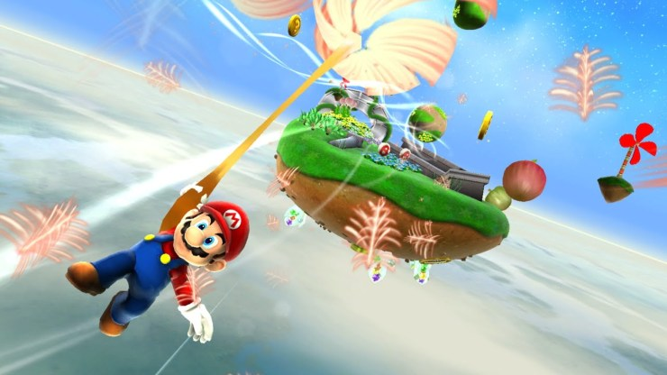 Super Mario Galaxy - Super Mario 3D All-Stars