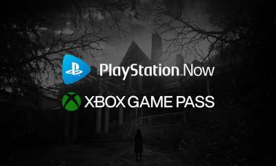 Xbox Game Pass and PS Now September 2020
