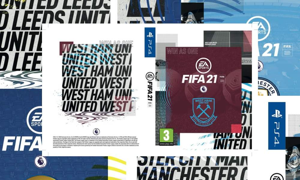 How to download your team's FIFA 21 Club Pack cover art ...