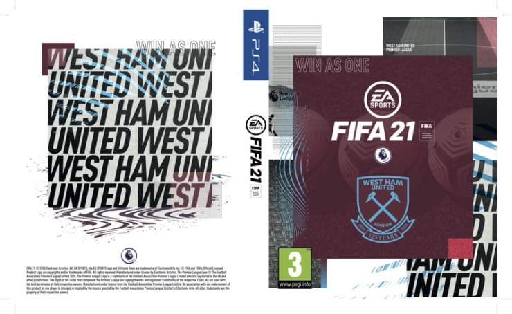 FIFA 21 Club Pack West Ham Utd