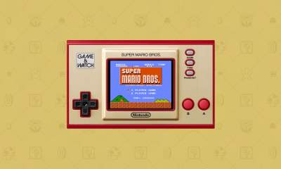 Nintendo Game & Watch: Super Mario Bros system