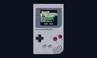 Disco Elysium is ported to the Nintendo Game Boy