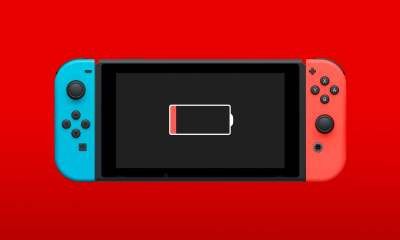 Nintendo Switch Battery Charge