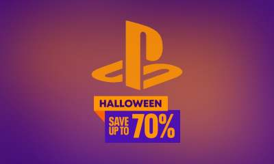 PlayStation Store Halloween Sale 2020