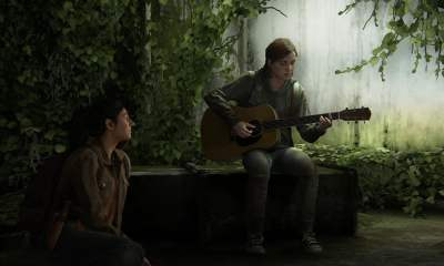 The Last of Us Part II love of the guitar