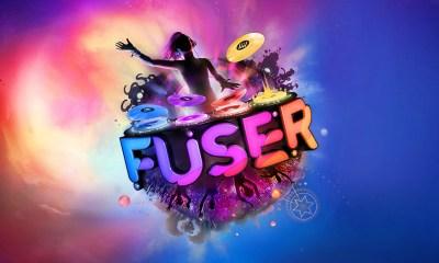 Fuser full tracklist