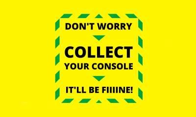 next-gen console collection lockdown