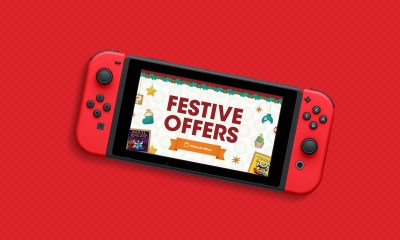 Nintendo Switch Festive Offers Sale