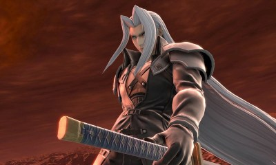 Sephiroth - Super Smash Bros Ultimate