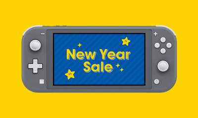 Nintendo eShop New Year Sale 2021