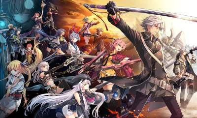 Trails of Cold Steel IV - Nintendo Switch