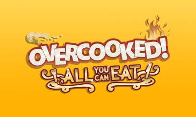 Overcooked! - All You Can Eat logo