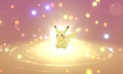 Pikachu - Pokemon Sword and Shield