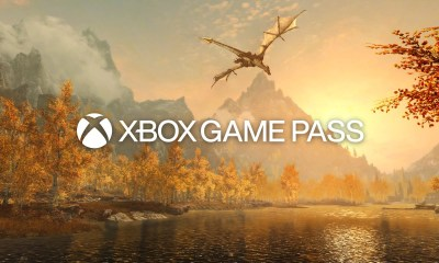 Xbox Game Pass - Skyrim