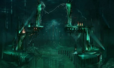 A love letter to Resogun