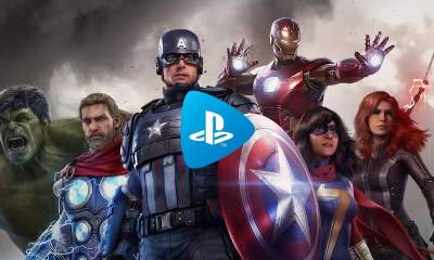 PlayStation Now - Avengers