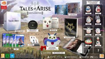 Tales of Arise - Hootle Edition