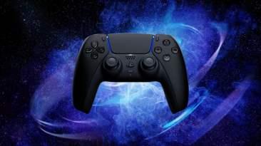 new dualsense controller colour midnight black