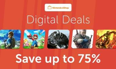 Nintendo eShop Digital Deals 2021