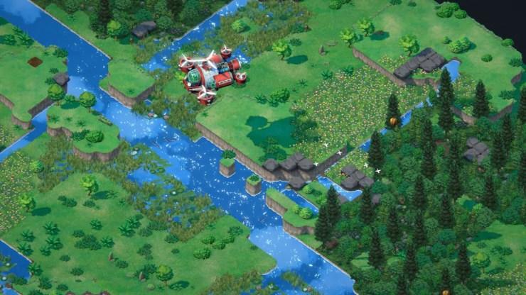 Terra Nil screenshot