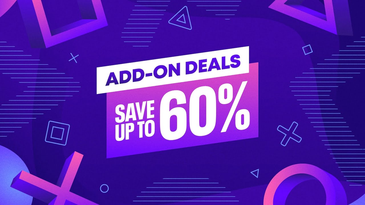 Save on DLC in the massive PlayStation Store Add-On Sale