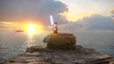 Lego Star Wars - Rey