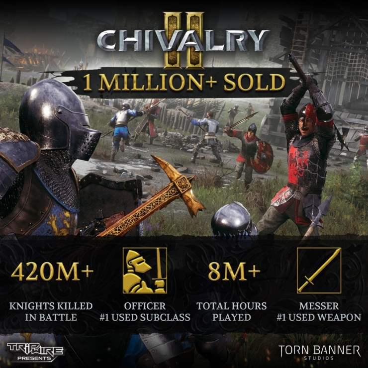 Chivalry 2 infographic