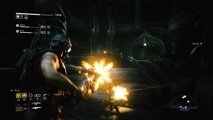 Aliens Fireteam Elite screenshot 5