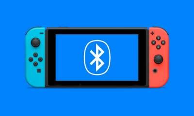 Nintendo Switch Bluetooth