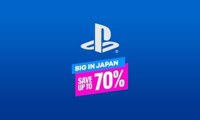 PlayStation Store - Big in Japan Sale