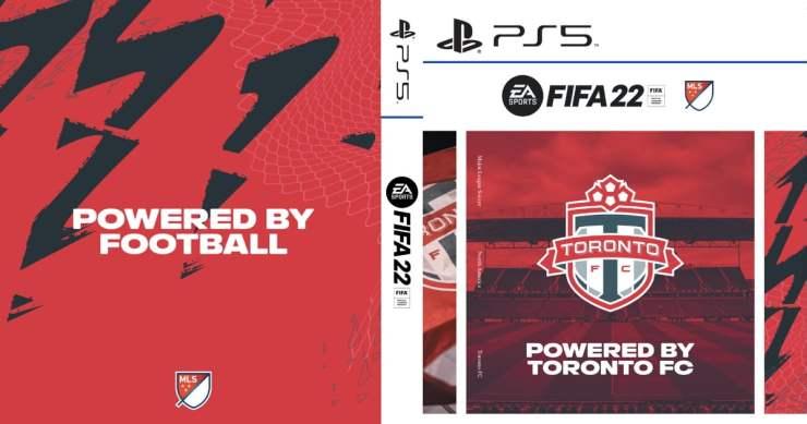 FIFA 22 Club Cover Art