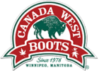 Logo Canada West Boots