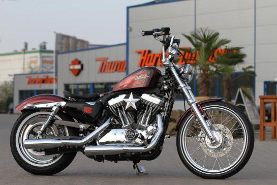 Harley Davidson Sportster Seventy Two Umbauten Von