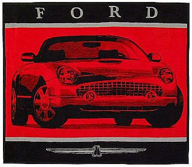 Thunderbird 'Classic' Blanket