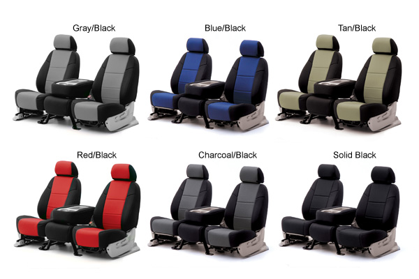 Thunderbird Retro-Match Seat Covers - New Colors!