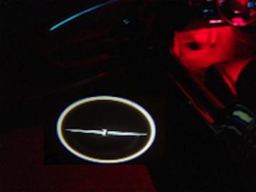 LED OPEN DOOR